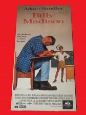 Buy BILLY MADISON (VHS) ADAM SANDLER (COMEDY), PLUS FREE GIFT