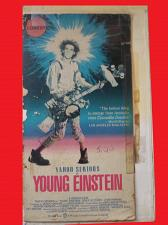 Buy YOUNG EINSTEIN (VHS) YAHOO SERIOUS (COMEDY), PLUS FREE GIFT