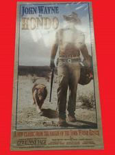 Buy HONDO (VHS) JOHN WAYNE (WESTERN/DRAMA/ACTION), PLUS FREE GIFT