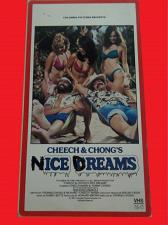 Buy NICE DREAMS (VHS) CHEECH & CHONG (COMEDY/THRILLER), PLUS FREE GIFT