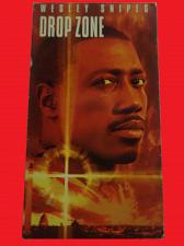 Buy DROP ZONE (VHS) WESLEY SNIPES (THRILLER/ADVENTURE/ACTION), PLUS FREE GIFT