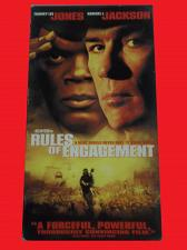 Buy RULES OF ENGAGEMENT (VHS) TOMMY LEE JONES (THRILLER/SUSPENSE), PLUS FREE GIFT