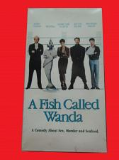 Buy A FISH CALLED WANDA, BRAND NEW(VHS) JOHN CLEESE (RMANTIC CMEDY/THRILL),PLUS FREE GIFT