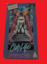Buy CLUB LIFE (VHS) TOM PARSEKIAN (THRILLER/MUSIC/DRAMA), PLUS FREE GIFT