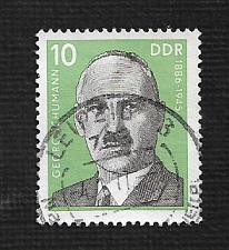 Buy Germany DDR Used Scott #1704 Catalog Value $.25