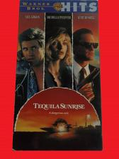 Buy TEQUILA SUNRISE (VHS, FAST SHIPPING!) MEL GIBSON (ACTION/DRAMA), PLUS FREE GIFT
