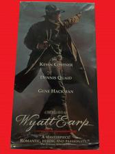 Buy WYATT EARP (2 TAPE SET) (VHS) KEVIN COSTNER (THRILLER/ROMANCE), PLUS FREE GIFT