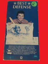 Buy BEST DEFENSE (VHS) DUDLEY MOORE (COMEDY/ADVENTURE), PLUS FREE GIFT