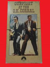 Buy GUNFIGHT AT THE O.K. CORRAL (VHS) BURT LANCASTER (WSTRN CLASSIC), PLUS FREE GIFT