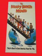 Buy THE BRADY BUNCH MOVIE (VHS) SHELLEY LONG (FAMILY/COMEDY), PLUS FREE GIFT