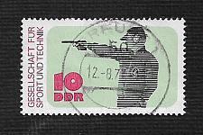 Buy Germany DDR Used Scott #1814 Catalog Value $.25