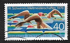 Buy Germany Used Scott #9N419 Catalog Value $.60
