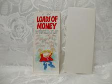 Buy Loads Of Money Birthday Card With Envelope