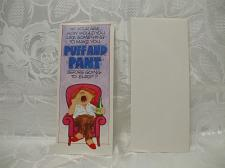 Buy Puff And Pant Birthday Card With Envelope