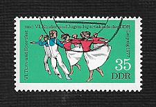 Buy Germany DDR Used Scott #1836 Catalog Value $.25