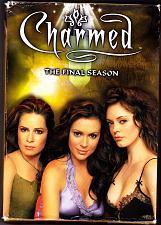 Buy Charmed - Complete 8th & Final Season DVD 2007, 6-Disc Set - Good