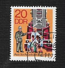 Buy Germany DDR Used Scott #1865 Catalog Value $.25