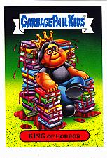 Buy King of Horror #4b - Garbage Pail Kids 2019 Trading Card