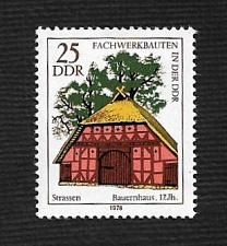 Buy German DDR Hinged Scott #1884 Catalog Value $.25