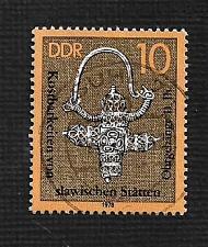 Buy Germany DDR Used Scott #1891 Catalog Value $.25