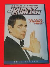 Buy JOHNNY ENGLISH (FREE DVD) ROWAN ATKINSON (COMEDY/ADVENTURE), PLUS FREE GIFT