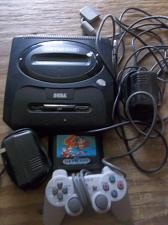 Buy ORIGINAL SEGA GENESIS SYSTEM WITH CONTROLLER, WIRES & GAME!, PLUS FREE GIFT