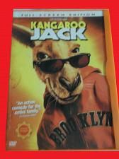 Buy KANGAROO JACK (FREE DVD) JERRY O'CONNELL (COMEDY/ADVENTURE), PLUS FREE GIFT