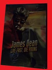 Buy JAMES DEAN: LIVE FAST DIE YOUNG NEW (FREE DVD) CASPER VAN DIEN (DRAMA), + FREE GIFT