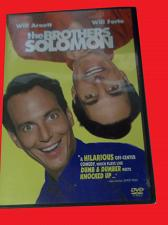 Buy THE BROTHERS SOLOMON (FREE DVD) WILL ARNETT (COMEDY/THRILLER), PLUS FREE GIFT