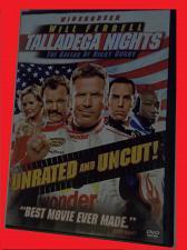 Buy TALLADEGA NIGHTS THE BALLAD OF RICKY BOBBY (FREE DVD) WILL FERRELL, PLUS FREE GIFT