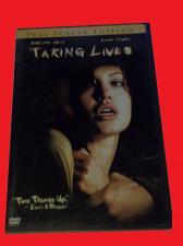 Buy TAKING LIVES (FREE DVD) ANGELINA JOLIE (THRILLER/SUSPENSE), PLUS FREE GIFT