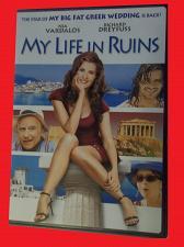 Buy MY LIFE IN RUINS (FREE DVD) NIA VARDALOS (ROMANTIC COMEDY), PLUS FREE GIFT