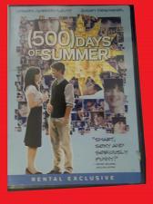 Buy 500 DAYS OF SUMMER (FREE DVD) JOSEPH GORDON-LEVITT (ROM COM), PLUS FREE GIFT