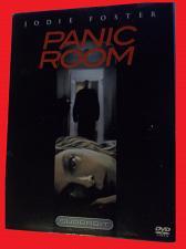 Buy PANIC ROOM (FREE DVD) JODIE FOSTER (THRILLER/SUSPENSE), PLUS FREE GIFT