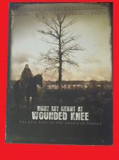 Buy BURY MY HEART AT WOUNDED KNEE (FREE DVD) AIDAN QUINN (WESTERN), PLUS FREE GIFT
