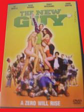 Buy THE NEW GUY (WITH FREE DVD) DJ QUALLS (COMEDY), PLUS FREE GIFT