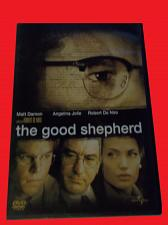 Buy THE GOOD SHEPHERD (WITH FREE DVD) MATT DAMON (THRILLER/DRAMA), PLUS FREE GIFT