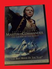 Buy MASTER AND COMMANDER (WITH FREE DVD) RUSSELL CROWE (ACTION/ADVENTURE), PLUS FREE GIFT