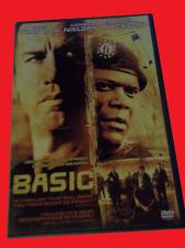 Buy BASIC (WITH FREE DVD) JOHN TRAVOLTA (ACTION/THRILLER), PLUS FREE GIFT
