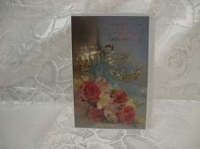 Buy 25 years of marriage Silver Wedding Anniversary Best wishes card