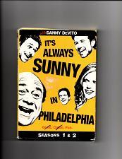 Buy Its Always Sunny in Philadelphia - Complete 1st & 2nd Season DVD 2009, 3-Disc Set - V
