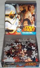 Buy Star Wars Saga puzzle