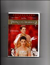 Buy Princess Diaries 2 - Royal Engagement DVD 2004 Full Frame - Very Good