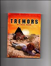 Buy Tremors 1 2 3 & 4 Attack Pack DVD 2005 - Very Good