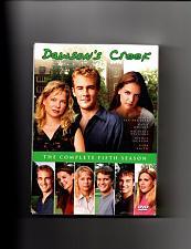 Buy Dawson's Creek - Complete 5th Season DVD 2005, 4-Disc Set - Very Good