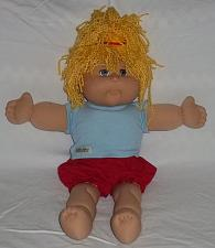 Buy VTG CABBAGE PATCH DOLL SIGNED: XAVIER ROBERTS