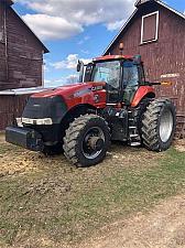 Buy 2013 Case IH Magnum 290 Tractor For Sale in Winnebago, Illinois 61088