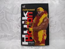 Buy Hollywood Hulk Hogan Autobiography Hardcover With Dust Jacket