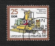 Buy Germany DDR Used Scott #1992 Catalog Value $.25