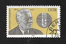Buy Germany DDR Used Scott #1996 Catalog Value $.25